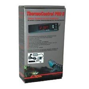 Lucky Reptile Thermo Control Pro II Thermostat Terrarium Heizung Echsen Schlange