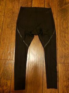 Adidas Alpha Skin Tight ASK 360 TIG LT Pants Men's SZ XL Black New CF7155
