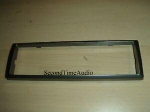 Genuine Original OEM Alpine CDA-9820XM Trim Ring / Trim Plate