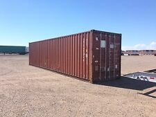 40' High Cube Cargo Ocean shipping storage containers  - Los Angeles, CA