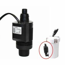 Water Pump For HW602B 603B External Fish Aquarium Filter Stage Filtration Tool