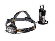 Fenix HP30R 1750 lm spot and flood headlamp-Grey