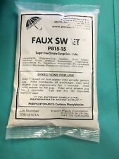 Faux Sweet Sugar free Simple Syrup substitute (3) pack