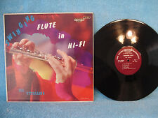 Plas Johnson, Swinging Flute in Hi-Fi, Score Records SLP 4026, 1958, Strollers