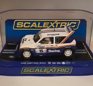 Scalextric Mg Metro 6r4 No.15 Jimmy Mcrae, C3408
