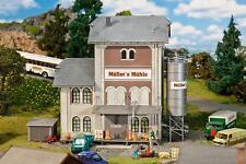 130228 Faller HO 1:87 Bausatz Industriemühle - NEU + OVP