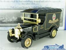 MORRIS BULLNOSE TRUCK LORRY VAN LAUNCH ISSUE 1:64 SCALE APPROX OXFORD DIECAST K8