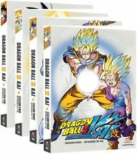 Dragon Ball Z Kai Dragonball Kai Season 1, 2, 3, 4 Season 1-4 NEW! FAST SHIPPING