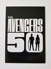 Unstoppable Cards The Avengers 50th Anniversary Promo Trading Card