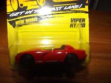 MATCHBOX SUPER FAST, VIPER RT/10, #10, NEW ON CARD, 1993