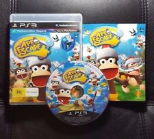 Ape Escape (Sony PlayStation 3, 2011) PS3 Game - FREE POST