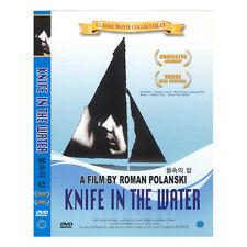 Knife In The Water, Noz W Wodzie (1962) DVD - Roman Polanski (NEW)