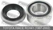 Ball Bearing For Front Drive Shaft 36.2X67X29 For Toyota Hiace Rch41 (1997-2002)
