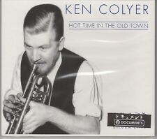 Ken Colyer - Hot Time In The Old Town - NEW & SEALED CD - 1st Class Post