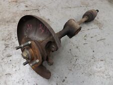 Mazda MX5 MK1 1.8 Rear Wheel Hub and Bearing Assembly with Driveshaft Right side