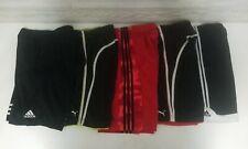 Adidas, Puma Athletic Shorts Youth Large 14/16 Lot Of 5