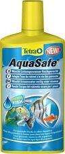 Wasseraufbereiter AquaSafe Aquarien 500ml Aquarium Vitamine Schutz €2.3/100ml