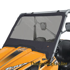 VINYL WINDSHIELD for 2011 2-PASSENGER KAWASAKI TERYX 750 FI & LE Front Window