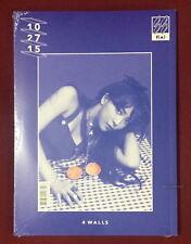f(x) fx Vol.4 4 Walls Taiwan Ltd CD+76P bookler+Card (Luna Cover)