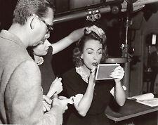 Joan Crawford in Make-Up 8x10 photo T4293