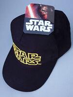 Disney Star Wars Logo Snapback Kappe Basecap Cap Herren Mütze Schwarz Primark