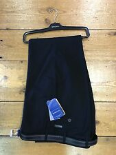 Bruhl Stretch Cotton MONTANA Regular Fit Trousers/Black - 34/34 SRP £69.99