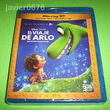 EL VIAJE DE ARLO BLU-RAY 3D + BLU-RAY NUEVO Y PRECINTADO