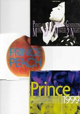 5 x PRINCE - 1999 + peach + money dont matter + get off + morning papers  - CD