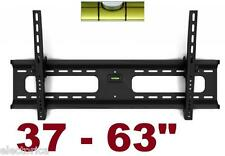 "37-63"" LED TV Wall MOUNT TILT w/LEVEL 48,52 55 60 42 46 40 INSIGNIA Vizio Sharp"