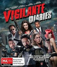 Vigilante Diaries (Blu-ray, 2016)