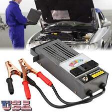 6V 12V Car Digital Battery Tester Load Volt Charging System Tester Analyzer New