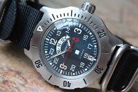 Russian Mechanical Automatic Wrist Watch VOSTOK Komandirsky K-35 350753