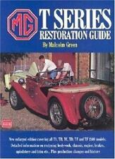 MG T Series Restoration Guide by Malcom Green and R. M. Clarke (1993, Paperback)