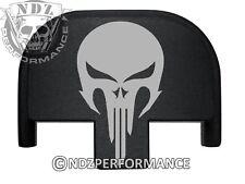 Rear Slide Plate for Smith Wesson S&W SD9 SD40 VE 9mm 40BK NDZ Skull 2