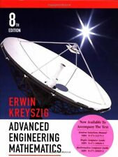 Advanced Engineering Mathematics, 8th Edition by Kreyszig, Erwin
