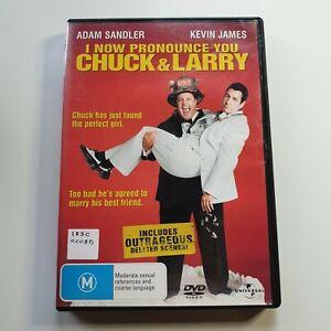 I Now Pronounce You Chuck & Larry | DVD Movie | Adam Sandler, Kevin James | 2007