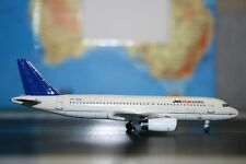 Aeroclassics 1:400 Jetstar Airbus A320-200 VH-JQW (ACVHJQW) Die-Cast Model Plane