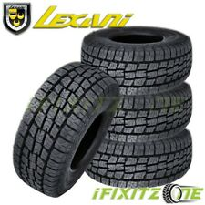 4 Lexani Terrain Beast At Lt28570r17 118q Tires All Terrain 10 Ply Lre Truck Fits 28570r17