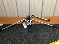 1996 Skidoo Snowmobile Slide Bar Steering Assembly Formula SS F chassis #9221942