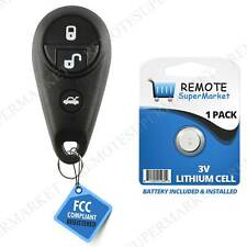 Replacement for Subaru Forester Impreza Legacy Outback Remote Key Fob Car Entry