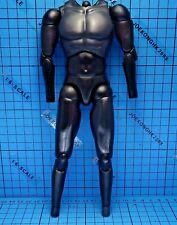 Hot Toys 1:6 MMS155 Batman Begins Bruce Wayne Figure - Black Muscular Body