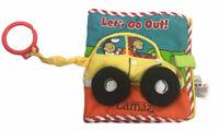 Lamaze Plush Book Let's Go Out!