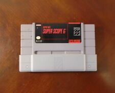 Super Scope 6 Super Nintendo 1992 SNES - Cartridge Only - Tested and Works