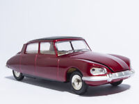 Dinky Toys 530 red Atlas 1/43 Citroen DS 23 alloy diecast car model collection