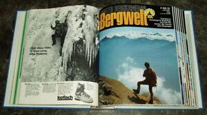 Bergwelt 1983 komplett Zeitschrift Jahrgang Ordner Alpin Winter Bergkamerad Alpe