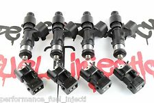 4- 1000cc BOSCH Fuel injectors 4G63 DSM Mitsubishi EVO 1-9 Eclipse Eagle Talon