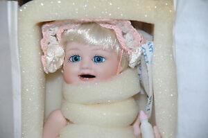 Patricia Loveless Miniature All Porcelain Haley Antique Reproduction Heubach COA
