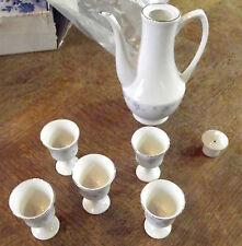 Ancien Service à thé poupée porcelaine céramique vintage dinette 1970