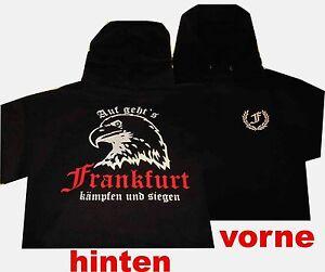 Ultras Frankfurt, Hools, Hoodie, Kapuzensweater / Pulli Frankfurt XL