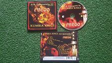 Latin Cumbia A.B. QUINTANILLA III & KUMBIA KINGS **Fuego**ORIGINAL 2004 CD EU